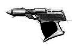 Pistolet Blaster SC-4