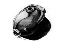 Grenade Assommante Spore/B