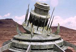 Turbolaser Planétaire w-165