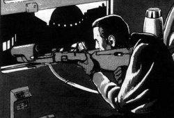 Fusil Blaster de Précision X-45