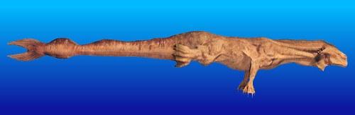 Aqua-monstre Sando