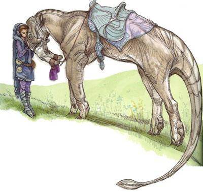 Tusk-cat