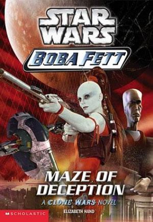 Boba Fett 03 : Maze of Deception