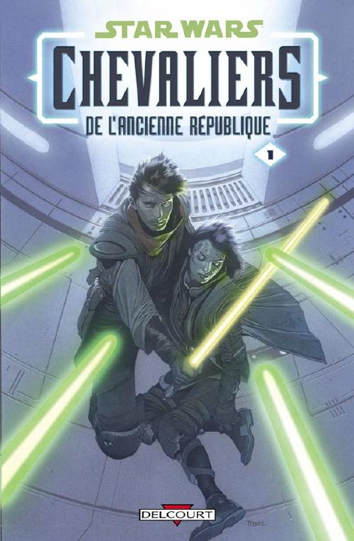 Chevaliers de l'Ancienne République Vol. 1 - Il y a bien longtemps...