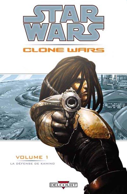 Clone Wars Vol. 01 : La Défense de Kamino