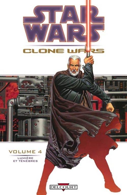 Clone Wars Vol. 04 : Lumière et Ténèbres