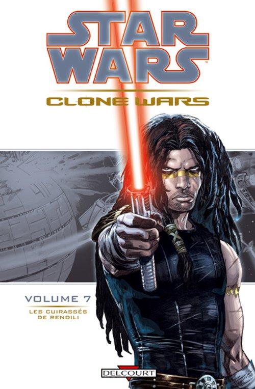 Clone Wars Vol. 07 : Les Cuirassés de Rendili