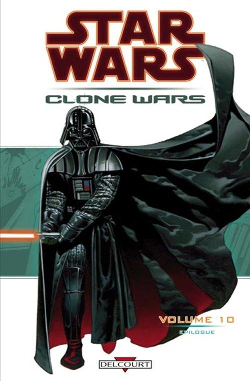 Clone Wars Vol. 10 : Epilogue