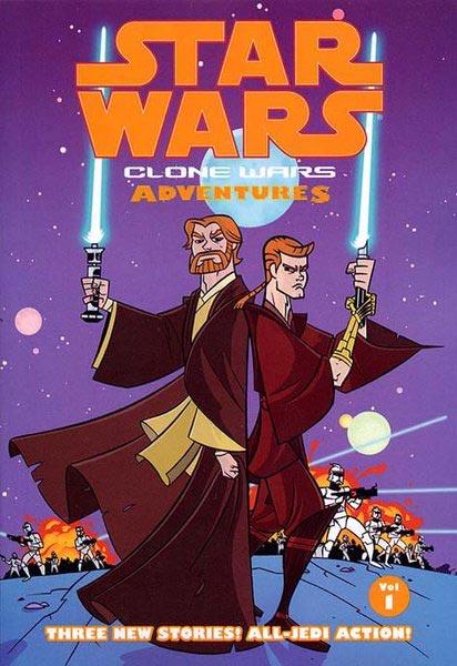 Clone Wars Adventures Vol. 01