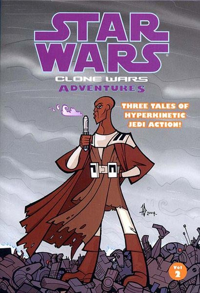 Clone Wars Adventures Vol. 02