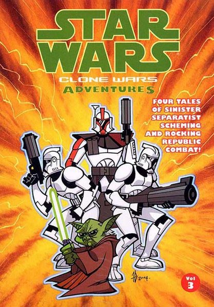 Clone Wars Adventures Vol. 03