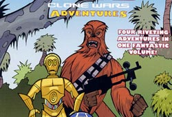 Clone Wars Adventures Vol. 04