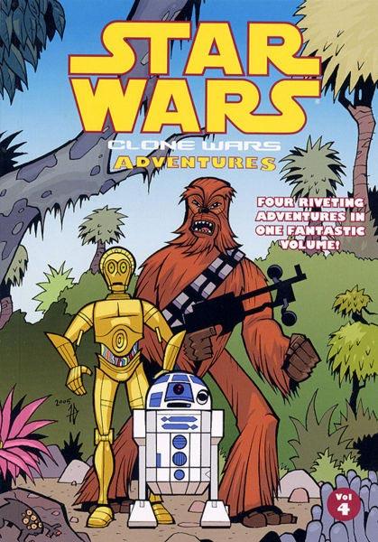 Clone Wars Adventures Vol. 04