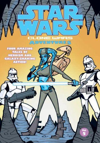 Clone Wars Adventures Vol. 05