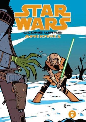 Clone Wars Adventures Vol. 06