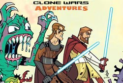 Clone Wars Adventures Vol. 07