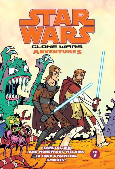 Clone Wars Adventures Vol. 07