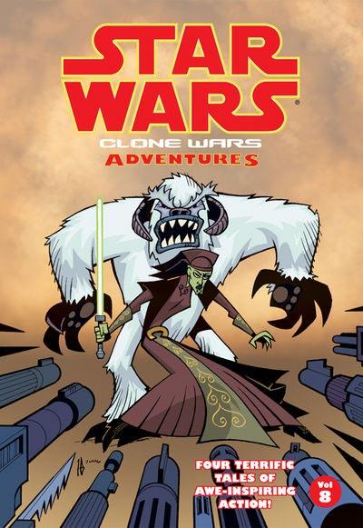 Clone Wars Adventures Vol. 08