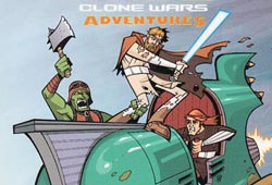 Clone Wars Adventures Vol. 10