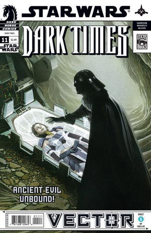 Dark Times #11 - Vector #05