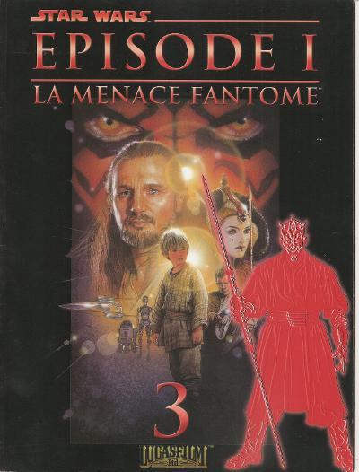 Épisode I - La Menace Fantôme, Vol. 3