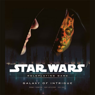 Galaxy of Intrigue