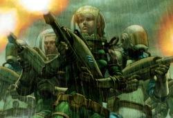 Invasion # 09 – Rescues #4