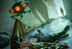 Invasion # 11 – Rescues #6
