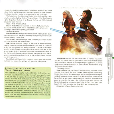 Jedi Academy Training Manual