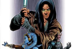 Jedi Vol. 2 : Ténèbres