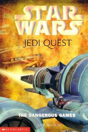 Jedi Quest 03 : The Dangerous Games