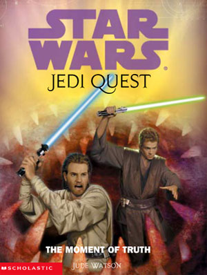 Jedi Quest 07 : The Moment of Truth