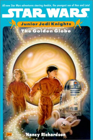 Junior Jedi Knights 01 : The Golden Globe