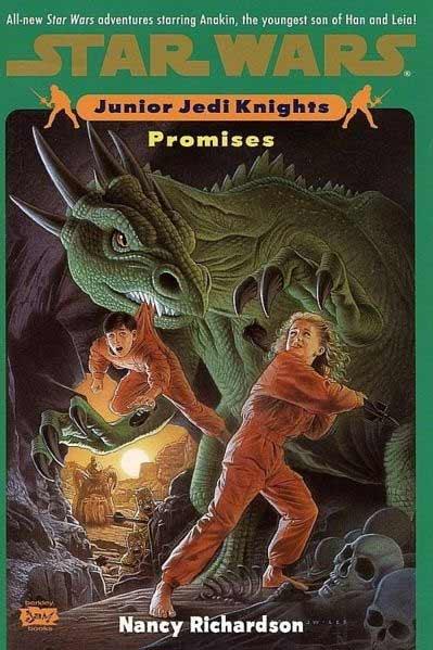 Junior Jedi Knights 03 : Promises
