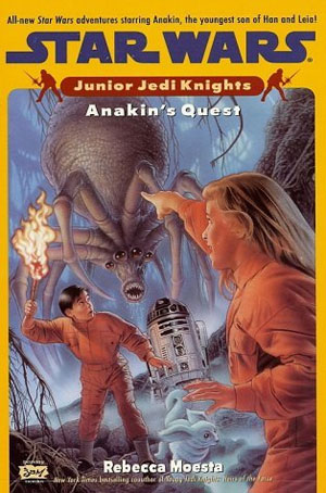 Junior Jedi Knights 04 : Anakin's Quest