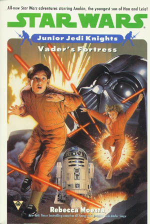 Junior Jedi Knights 05 : Vader's Fortress