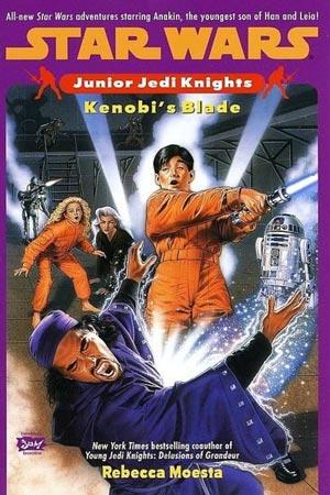 Junior Jedi Knights 06 : Kenobi's Blade
