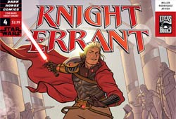 Knight Errant 04 : Aflame 04