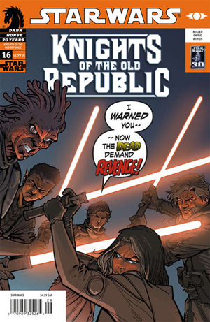 Knights of the Old Republic #16
