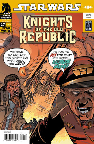 Knights of the Old Republic #17