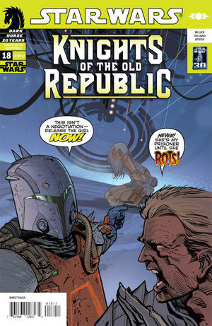 Knights of the Old Republic #18