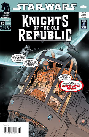 Knights of the Old Republic #23