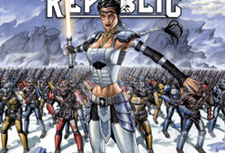 Knights of the Old Republic #28 - Vector #04