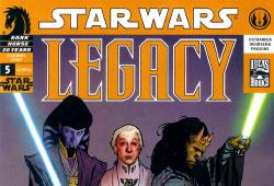 Legacy #05 - Broken #4
