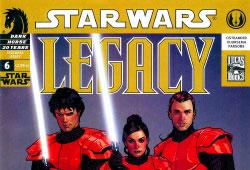 Legacy #06 - Broken #5
