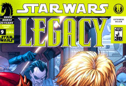 Legacy #09 - Trust Issues #1
