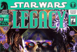 Legacy #12 - Ghosts #2