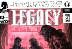 Legacy #14 - Claws of the Dragon #1