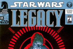 Legacy #15 - Claws of the Dragon #2