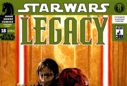 Legacy #18 - Claws of the Dragon #5